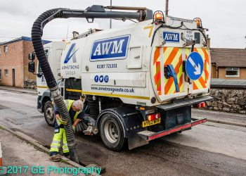 Armstrong Group Road Sweepers